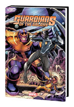 Image: Guardians of the Galaxy Vol. 05 HC  - Marvel Comics