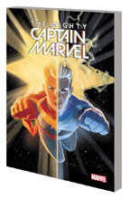 Image: Mighty Captain Marvel Vol. 03: Dark Origins SC  - Marvel Comics