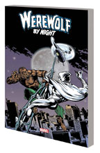 Image: Werewolf by Night: The Complete Collection Vol. 03 SC  - Marvel Comics
