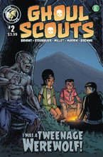 Image: Ghoul Scouts: I Was a Tweenage Werewolf #2 - Action Lab Entertainment