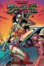 Image: Zombie Tramp Vol. 13: Brothel SC  - Action Lab - Danger Zone