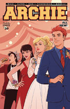Image: Archie Vol. 02 #30 (cover A - Mok) - Archie Comic Publications