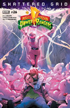 Image: Mighty Morphin Power Rangers #26 - Boom! Studios