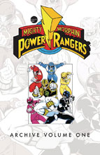 Image: Mighty Morphin Power Rangers Archive Vol. 01 SC  - Boom! Studios