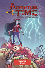 Image: Adventure Time Vol. 12: Thunder Road SC  - Boom! Studios