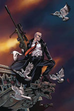 Image: Agent 47: Birth of the Hitman #6 (cover D incentive - Lau virgin) (20-copy) - Dynamite