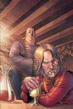 Image: George R. R. Martin's A Clash of Kings #10 (cover E incentive - Miller virgin) (25-copy) - Dynamite