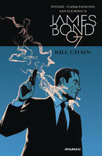 Image: James Bond: Kill Chain Vol. 01 HC  - Dynamite