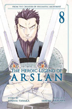 Image: Heroic Legend of Arslan Vol. 08 SC  - Kodansha Comics