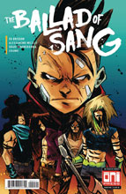 Image: Ballad of Sang #2 - Oni Press Inc.