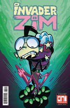 Image: Invader Zim #30 (cover A - Maddie C., Fred Stresing) - Oni Press Inc.