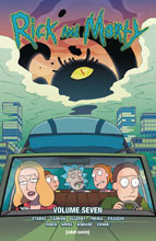 Image: Rick and Morty Vol. 07 SC  - Oni Press Inc.