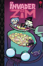 Image: Invader Zim Vol. 02 HC  - Oni Press Inc.