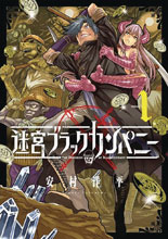 Image: Dungeon of Black Company Vol. 01 GN  - Seven Seas Entertainment LLC