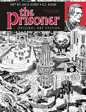 Image: Prisoner Original Art Edition HC  - Titan Comics