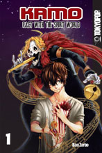 Image: Kamo: Pact with the Spirit World Vol. 01 sc  - Tokyopop