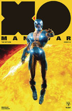 Image: X-O Manowar [2017] #14 (cover A - Andrews) - Valiant Entertainment LLC