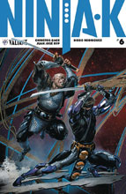 Image: Ninja-K #6 (cover C incentive - Crain) (20-copy) - Valiant Entertainment LLC
