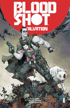 Image: Bloodshot Salvation #8 (cover A - Rocafort) - Valiant Entertainment LLC