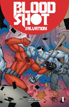 Image: Bloodshot Salvation #8 (cover D incentive - Lafuente) (20-copy) - Valiant Entertainment LLC