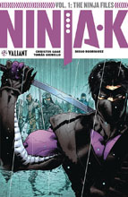 Image: Ninja-K Vol. 01: The Ninja Files SC  - Valiant Entertainment LLC
