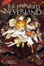 Image: Promised Neverland Vol. 03 SC  - Viz Media LLC
