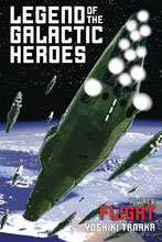 Image: Legend of Galactic Heroes Light Novel Vol. 06: Flight SC  - Viz Media LLC