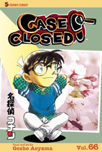 Image: Case Closed! Vol. 66 SC  - Viz Media LLC