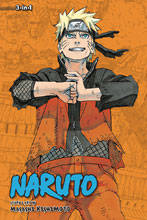 Image: Naruto 3-in-1 Vol. 22 SC  - Viz Media LLC