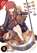 Image: Gabriel Dropout Vol. 03 GN  - Yen Press