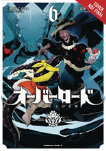 Image: Overlord Vol. 06 GN  - Yen Press