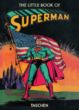 Image: Little Book of Superman Flexicover  - Taschen America L.L.C.