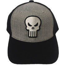 Image: Marvel Punisher Logo Dad Cap  - Concept One Accessories