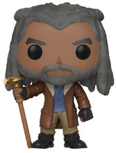 Image: Pop! Walking Dead Vinyl Figure: Ezekiel  - Funko