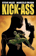 Image: Kick-Ass #13 (cover A - Frusin) - Image Comics