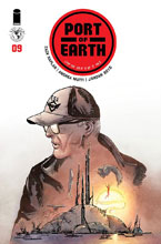Image: Port of Earth #9 (cover A - Mutti) - Image Comics-Top Cow