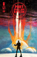 Image: Port of Earth #9 (cover B - Mutti) - Image Comics-Top Cow
