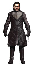 Image: Game of Thrones 6-Inch Jon Snow Action Figure Case  - Tmp Toys / Mcfarlane's Toys
