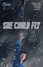 Image: She Could Fly: Lost Pilot #1 (Web Super Special) - Dark Horse Comics