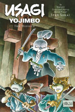 Image: Usagi Yojimbo Vol. 33: The Hidden SC  - Dark Horse Comics