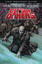 Image: City of Others Tenth Anniversary Edition HC  - Dark Horse Comics