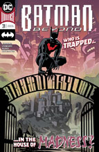 Image: Batman Beyond #31 - DC Comics