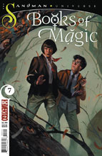Image: Books of Magic #7 - DC Comics - Vertigo