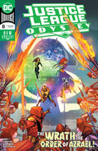 Image: Justice League Odyssey #8 - DC Comics