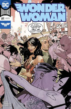 Image: Wonder Woman #69 - DC Comics
