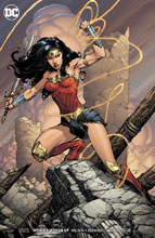 Image: Wonder Woman #69 (variant cover - David Finch) - DC Comics