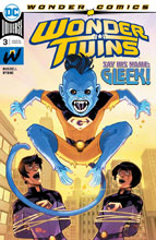Image: Wonder Twins #3 - DC-Wonder Comics