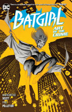 Image: Batgirl Vol. 05: Art of the Crime SC  - DC Comics