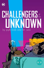 Image: Challengers of the Unknown by Loeb and Sale SC  - DC Comics
