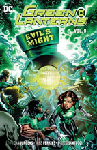 Image: Green Lanterns Vol. 09: Evil's Might SC  - DC Comics